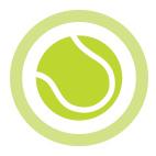 Hugo Allen Tennis Logo